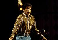 Francois Pirette<br />  au Festival Juste Pour Rire<br /> 1994 (date exacte inconnue)<br /> <br /> PHOTO : Agence Quebec Presse