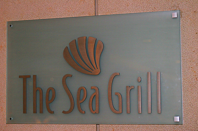 The Sea Grill, Seafood Restaurant, Rockefeller Center, New Yotk, New York