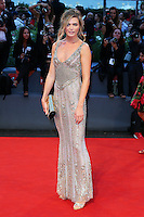 Kim Feenstra attends the red carpet for the premiere of the movie 'The Danish Girl' during 72nd Venice Film Festival at Palazzo Del Cinema in Venice, Italy, September 5.<br /> UPDATE IMAGES PRESS/Stephen Richie