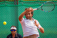 The Hague, Netherlands, 11 June, 2017, Tennis, Play-Offs Competition, Niels Desein , Leimonias<br /> Photo: Henk Koster/tennisimages.com