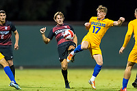 AND, A - SEPTEMBER 11: Mark Fisher during a game between San Jose State and Stanford University at And on September 11, 2021 in And, A.