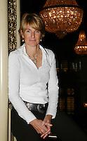 1-11-07, Scheveningen, Boekpresentatie  Marcella Mesker,