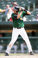 August 9, 2009: Ramon Ramirez (3) of the South Bend Silver Hawks at Covelski Stadium in South Bend, IN. The Silver Hawks are the Low class affiliate of the Arizona Diamondbacks  Photo by: Chris Proctor/Four Seam Images