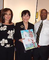 11-16-12 ArtShare for HeartShare - Linda Dano & Rosanno Scotto - NYC