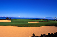 Hualalai Resort, No. 17, Big Island, Hawaii.  Architect: Jack Nicklaus