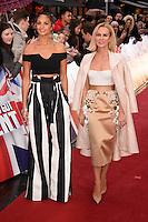 "Alesha Dixon and Amnda Holden<br /> arrives to film for ""Britain's Got Talent"" 2017 at the Palladium, London.<br /> <br /> <br /> ©Ash Knotek  D3222  29/01/2017"