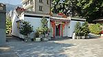 Fan Sin Temple (for Potters), near Tai Po.