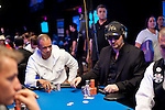 Phil Ivey and Phil Hellmuth