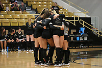 Thursday, Oct.  7, 2021, during play at Tiger Arena in Bentonville. Visit nwaonline.com/211008Daily/ for today's photo gallery.<br /> (Special to the NWA Democrat-Gazette/David Beach)