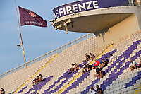 Spectators attend the the Italy cup football match between ACF Fiorentina and Cosenza calcio at Artemio Franchi stadium in Florence (Italy), August 13th, 2021. Photo Andrea Staccioli / Insidefoto