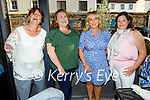 Enjoying the evening in the Ashe Hotel on Friday, l to r: Mary Holly, Naomi Lawlor, Pauline O'Donoghue and Louise O'Connor.