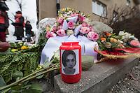 2017/02/07 Berlin | Ehrenmord | Gedenken an Hatun Sürücü
