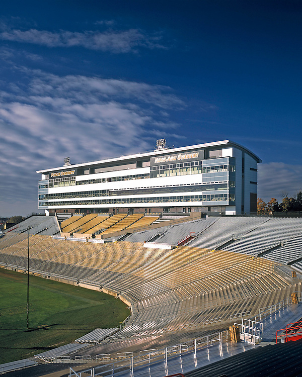 Ross-Ade Stadium at Purdue University | Architect: HNTB