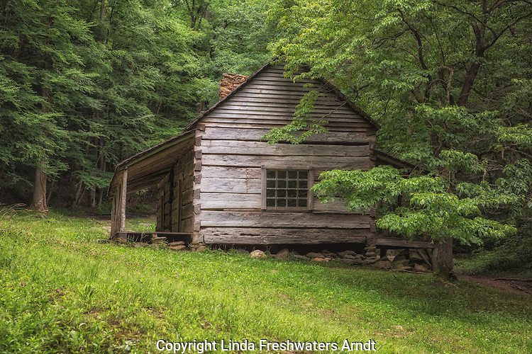 """Noah """"Bud"""" Ogle Place in the Great Smoky Mountains National Park"""
