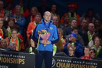 SPEEDSKATING: HEERENVEEN: 11-01-2020, IJsstadion Thialf, European Championship distances, Podium 500m Men, Pavel Kulizhnikov (RUS), ©foto Martin de Jong