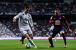 Cristiano Ronaldo of Real Madrid in action during the La Liga 2017-18 match between Real Madrid and SD Eibar at Estadio Santiago Bernabeu on 22 October 2017 in Madrid, Spain. Photo by Diego Gonzalez / Power Sport Images