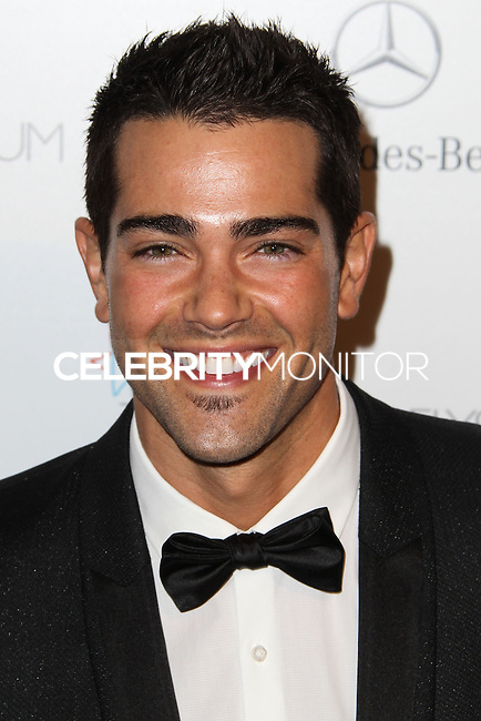 LOS ANGELES, CA - JANUARY 11: Jesse Metcalfe at The Art of Elysium's 7th Annual Heaven Gala held at Skirball Cultural Center on January 11, 2014 in Los Angeles, California. (Photo by Xavier Collin/Celebrity Monitor)