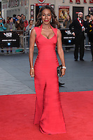 """Amma Asante<br /> at the London Film Festival premiere for """"A United Kingdom"""" at the Odeon Leicester Square, London.<br /> <br /> <br /> ©Ash Knotek  D3160  05/10/2016"""