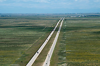 I-70 looking west from Byers, Colorado.  Aug 2014. 812937