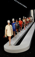 Rio Fashion , the most important fashion event of Rio de Janeiro, present the collection for winter 2012