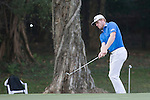 Andrew Dodt of Australia plays an approach shot during the 58th UBS Hong Kong Golf Open as part of the European Tour on 11 December 2016, at the Hong Kong Golf Club, Fanling, Hong Kong, China. Photo by Vivek Prakash / Power Sport Images