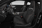Front seat view of a 2020 Mercedes Benz C class 43-AMG 2 Door Coupe front seat car photos