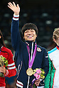 2012 Olympic Games - Wrestling - Women's 48kg Freestyle medal ceremony