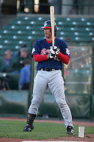 Pawtucket Red Sox Hee-Seop Choi during an International League game at Frontier Field on May 6, 2006 in Rochester, New York.  (Mike Janes/Four Seam Images)