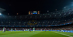 Camp Nou is seen as soccer fans watch the game during the UEFA Champions League 2017-18 match between FC Barcelona and Sporting CP on 05 December 2017 in Barcelona, Spain. Photo by Vicens Gimenez / Power Sport Images