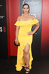 Dascha Polanco arrives at the World Premiere of Ocean's 8 at Alice Tully Hall in New York City, on June 5, 2018.