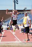 Rick Carr, Toronto 2015 - Para Athletics // Para-athlétisme.<br /> Rick Carr competes in the Men's Long Jump T11/T12 // Rick Carr participe au saut en longueur masculin T11 / T12. 12/08/2015.