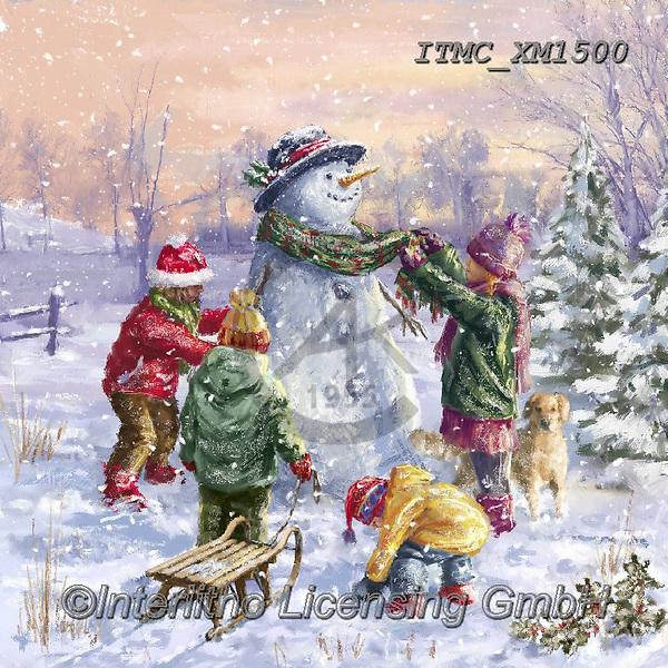 Marcello, CHRISTMAS CHILDREN, WEIHNACHTEN KINDER, NAVIDAD NIÑOS, paintings+++++,ITMCXM1500,#xk#