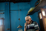 Father Laborde at Howrah. West Bengal, India, Arindam Mukherjee/Agency Genesis