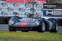 Historic Sportscar Racing, Classic 24 at Daytona, Daytona International Speedway, Daytona Beach, FL, November 2020.  (Photo by Brian Cleary/ www.bcpix.com )