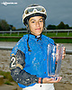 Carol Cedeno 2014 Leading Rider at Delaware Park with 50 Wins!