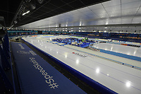 SPEEDSKATING: HEERENVEEN: 13-01-2021, IJsstadion Thialf, ISU European Speed Skating Championships, ©photo Martin de Jong