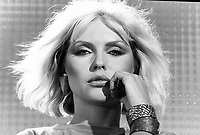 Debbie Harry 1980s<br /> Photo by Adam Scull/PHOTOlink