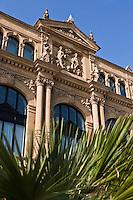 Europe/Espagne/Guipuscoa/Pays Basque/Saint-Sébastien: Le Théâtre Victoria Eugenia de style Néorenaissance espagnol