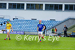 Kerry's Fionan O'Sullivan against Meath in the National hurling league in Austin Stack Park on Sunday