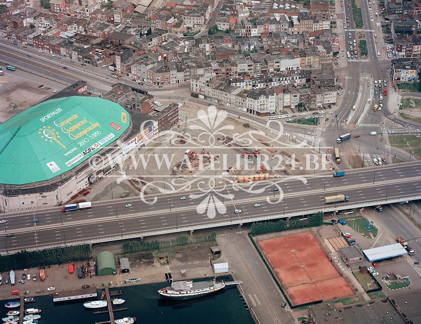 Juli 1985. Sportpaleis Antwerpen.