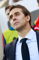Spain's coach Julen Lopetegui during international friendly match. June 3,2018.(ALTERPHOTOS/Acero)