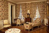 Europe/France/Auverne/63/Puy-de-Dôme/Riom: Le musée Mandet - 2ème salon XVIIIème siècle
