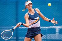 Amstelveen, Netherlands, 5  Juli, 2021, National Tennis Center, NTC, AmstelveenWomans Open,   Georgiana Raluca Serban (CYP)<br /> <br /> Photo: Henk Koster/tennisimages.com