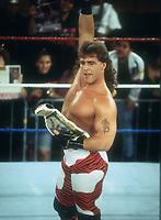 Shawn Michaels 1990, Photo By John Barrett/PHOTOlink