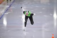 SCHAATSEN: HEERENVEEN: 28-11-2020, IJsstadion Thialf, Daikin NK Sprint, Michelle de Jong, ©foto Martin de Jong