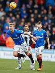 03.11.2018: St Mirren v Rangers: Joe Worrall