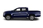 Car driver side profile view of a 2018 Mercedes Benz X Class Power 4 Door Pick Up