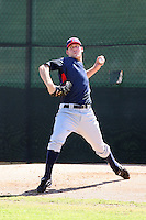 Nick Hagadone - Cleveland Indians - 2010 Instructional League.Photo by:  Bill Mitchell/Four Seam Images..