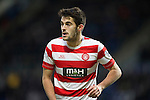 St Johnstone v Hamilton Accies...04.01.15   SPFL<br /> Stephen Hendrie<br /> Picture by Graeme Hart.<br /> Copyright Perthshire Picture Agency<br /> Tel: 01738 623350  Mobile: 07990 594431