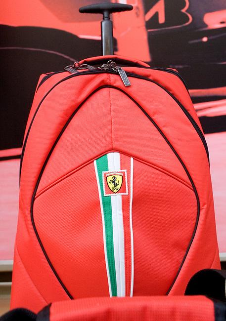 Ferrari Store, Rome, Italy
